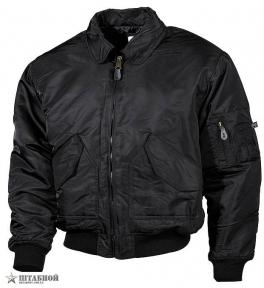 Куртка лётная CWU - Max Fuchs (Черная)
