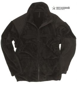 Флисовая куртка GENIII - Mil-tec (Черная)