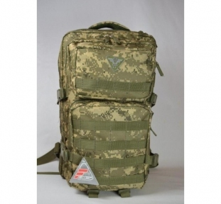Рюкзак тактический 600 D, 45 литров - Украина (UA-Digital)