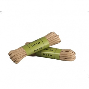 Шнурки хлопок, 180 см - Mil-tec
