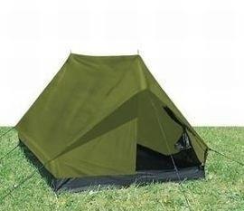 Палатка 2-х местная Мини Стандарт - Mil-tec (Оливковая)