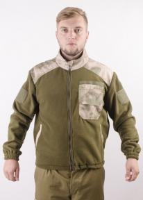 Куртка флисовая - Zenkis (A-TAСS FG)