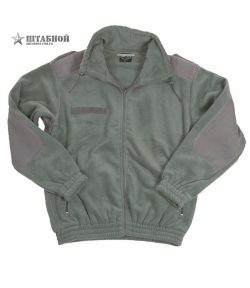 Куртка флисовая французская F2 - Mil-tec (Лиственная)
