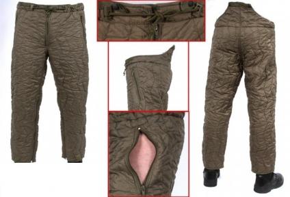 Подстежка-подкладка под брюки Бундесвера BW - Original Bundeswehr (б/у)