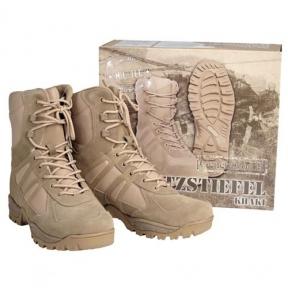 Ботинки полевые Generation II - Mil-tec (Хаки)