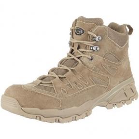 Ботинки Trooper 5 - Mil-tec (Койот)