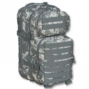 Рюкзак штурмовой Assault 20 л - Mil-Tec (Камуфляжный)