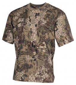 Камуфлированная футболка - Max Fuchs (Snake FG)