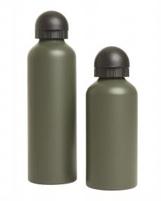 Бутылка Mil-Tec аллюминиевая 750ML (Оливковая)