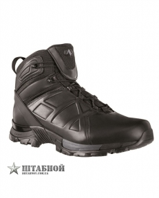 Берцы Eagle Tactical 20 MID - HAIX (Черные)