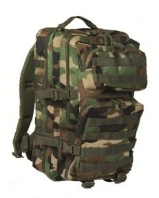 Рюкзак штурмовой  США 36л - Mil-Tec (Лиственный)