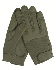 Армейские перчатки - Mil-tec (Оливковые)