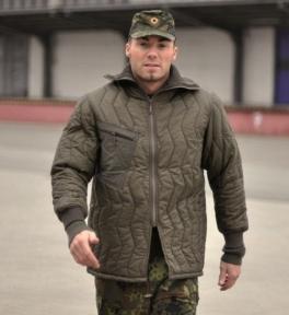 Подстежка для парки-куртки BW - Оливковая (Original Bundeswehr)