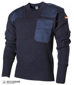 Пуловер BW - Max Fuchs (Синий)