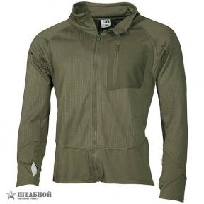 Куртка-ветровка - Max Fuchs (Оливковая)