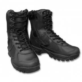Ботинки PATROL на молнии - Mil-tec (Черные)