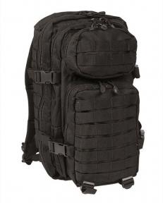 Рюкзак штурмовой Assault 20 л - Mil-Tec (Черный)