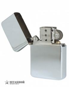 Зажигалка бензиновая (метал), Mil-Tec