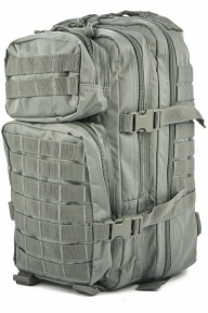 Рюкзак штурмовой Assault 20 л - Mil-Tec (Лиственный)