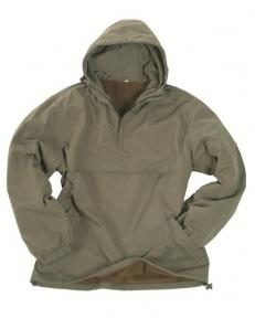 Куртка Анорак боевая с капюшоном, зимняя - Mil-tec (Оливковая)