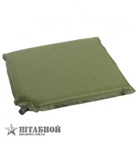 Подушка-сиденье самонадувная - Mil-tec (Оливковая)