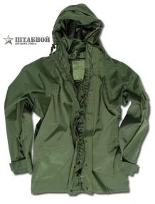 Куртка триламинат, мембрана - Mil-tec (Оливковая)
