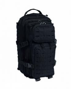 Рюкзак штурмовой Assault LazerCut 20 л - Mil-Tec (Черный)