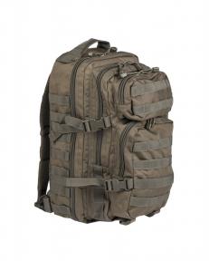 Рюкзак штурмовой Assault 20 л - Mil-Tec (Оливковый)