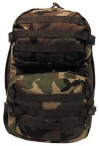 Рюкзак тактический Assault II, 40 л - Max Fuchs (Лиственный)