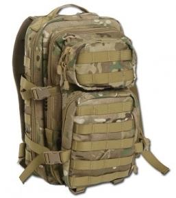 Рюкзак штурмовой Assault 20 л - Mil-tec (Мультикам)