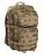 Рюкзак штурмовой W/L 36 л - Mil-tec (Лиственный)