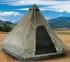 Палатка-пирамида 4-местная TIPI - Mil-tec (Оливковая)